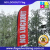 Outdoor Beach Feather Banners with Own Logo for Advertising