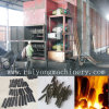 High Efficiency Pellet Briquette Drying Machine