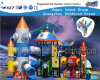 Rocket Feature Mini Kids Playground Sets for Backyard Hf- 13202