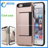 High Quality Card Slots Cell Phone Case for iPhone 6g, 6p