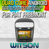 Witson S160 for FIAT Freemont Car DVD GPS Player with Rk3188 Quad Core HD 1024X600 Screen 16GB Flash 1080P WiFi 3G Front DVR DVB-T Mirror-Link Pip (W2-M268)