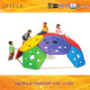 Indoor Ball Plastic Climbing Wall for Kids' Toy (PT-001A)
