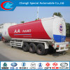 3 Axles Fuel Tanker Semi Trailer with BPW Axle