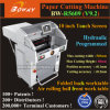 Automatic Hydraulic Program Control Electronic 560mm A3 A4 Thermal Paper Slitting Machine