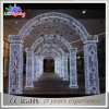 Outdoor Waterproof LED Christmas Street Decoration Arch Motif Lights