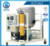 Three Stage Vacuum System Waste Oil Filtration