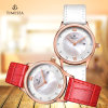 Business Watch for Ladies with Genuine Leather Strap 71078