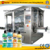 Automatic Mouthwash Filling Liner Machine