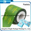 Supply Flexible Pet/BOPP/PE Composite Printed Roll Film for Packaging Coffee Tea