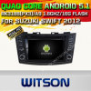 Witson Android 5.1 Car DVD GPS for Suzuki Swift 2012