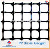 4040kn Plastic PP Biaxial Geogrid for Road Base