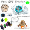 Wireless Pets GPS Tracker with IP66 Waterproof & Geo-Fence V32
