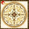 Carpet Tile of Crystal Golden Polished
