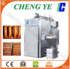 250/500kg/Time Industrial Fish Smoker Fish Smoking and Drying Machine Smokehouse
