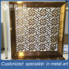 Laser Cut Steel Coper Cash Decoration Partiton Divider for Indoor