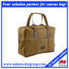 Mens Casual Canvas Tote Bag for Travel, Work or Leisure