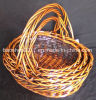 Willow Gift Basket for Home Decoration