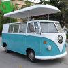 Volkswagen VW Bus Food Burger Gourmet Trucks