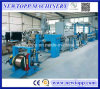 High-Speed Automatic Core Wire Insulation Extruding Machine