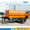 20m3 Per Hour Mobile Diesel Portable Hydraulic Trailer Concrete Pump