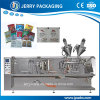 Horizontal Twin-Link Sachets Pouch Form Fill Seal Packing Machine Plant