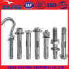 China High Quality and Low Price Plated Expansion Anchor Bolt - China Expansion Anchor, Bolt