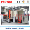 Customized Powder Coating Booth for Painting Cylinder