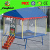 Hot Sale Mini Full Cover Trampoline Bed