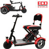 Lithium Battery and Foldable Electric Tricycle