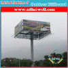 Four Sided Large outdoor Advertising Billboard Display