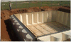 Underground Sectional Water Tanks