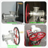 8# 10# 12# 32# Electric/Hand Operated Meat Chopper Silver Painted