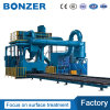 Automatic Through Type Shot Blasting Machine for Shipping Industry
