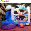 Inflatable Mermaid Theme Jumping Castle Bouncer with Slide (CHB1170)