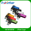 USB3.0 Platsic USB Flash Memory Swivel USB Flash Drive Twister USB Stick