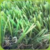 Natural Looking Landscape Garden Artificial Turf Soft Touching Feeling