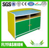 Daycare Furniture Wooden Kids Storage Cabinet for Kindergarten (SF-110C)