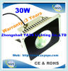 Yaye 18 Ce/RoHS 10W/20W/30W/40W/50W LED Flood Light / 30W COB LED Floodlight with 3 Years Warranty
