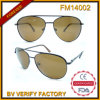 FM14002 Latest High Quality Glare Free Fashion Metal Sunglasses