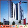 Ideabond High Building Wall Decoration PVDF Silver Wall Cladding (AF-403)