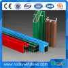 Powder Coating Aluminum Alloy Window Extrusion Profile