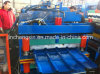 Metal Sheet Double Layer Roof Forming Machine
