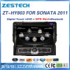 "HD 8"" Car DVD Player Head Unit GPS for Hyundai Sonata"