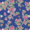 Custom Printed Silk Fabric Digital Print Silk Satin Fabrics (SZ-0015)