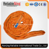 Polyester Soft Hoist Webbing Sling for Rigging Industrial