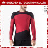 Fancy Designs Red Black Sportswear Tigh Rash Guards Men (ELTRGI-16)