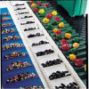 PVC PU Conveyor Belt with Sidewall and Cleat for Food Industry