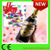 Streamers Round Confetti Champagne Popper with Spring or Compressed Air