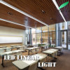 Hot Sell 4FT 40W Linkable LED Linear Light Architectural Ceiling Light Modern Linear Suspension Pendant Lamp Lighting Fixture 4600lm 5000K Daylight White