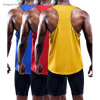 Mesh Dry Fit Muscle Sportswear Gym Tank Top